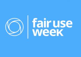 ✔ Εβδομάδα δίκαιης χρήσης #fairuseweek 2018 : 26 Φεβρουαρίου – 2 Μαρτίου 2018