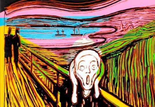 ✩ Ελεύθερα περισσότερα από 7.600 σχέδια του ζωγράφου της «Κραυγής» Edvard Munch