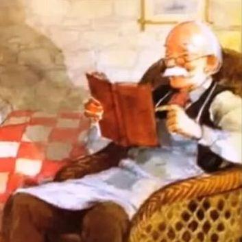 Τα ιδιαίτερα Χριστούγεννα του μπαρμπα-Πανόφ» - Παραμύθι του Λέοντος Τολστόι  [✩audiobook] • Ανοικτή Βιβλιοθήκη